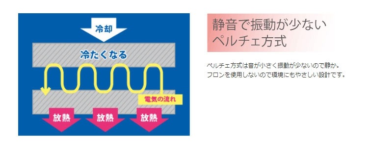 D-S ワインセラー 8本収納 KK-00412【ポイント10倍】