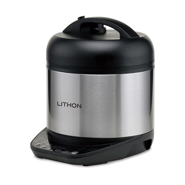 万能電気圧力鍋 KLPT-02AB 高圧力 圧力調理 低温調理 蒸し調理 電気 自動 ヨーグルト カレー 肉じゃが レシピ付【送料無料】