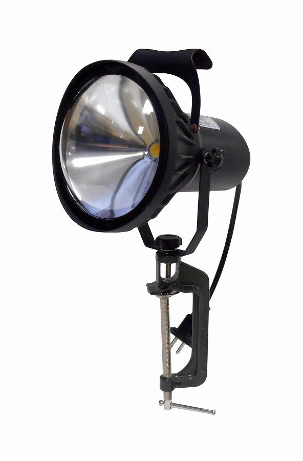 アークランドサカモト GREAT TOOL クランプ式LED投光器 広角ワイド 30W GTLC-30【送料無料】