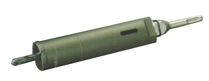 ユニカ ESコアドリル 複合材用 SDSシャンク 35mm ES-F35SDS【送料無料】