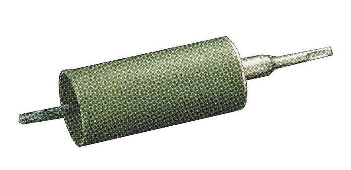 ユニカ ESコアドリル 複合材用 SDSシャンク 65mm ES-F65SDS【送料無料】