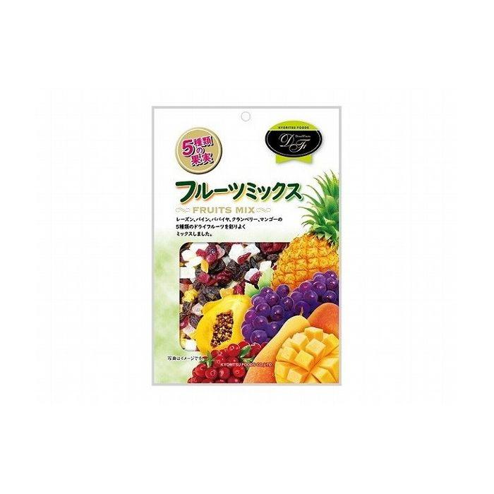 期間限定 送料無料 10個セット 共立食品 フルーツミックス徳用 代引不可 初売り x10コ 170g