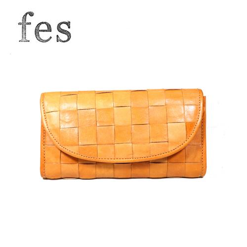 【プレゼント付】 fes フェス 財布 長財布 本革 レディース 革財布 お財布 48081【送料無料】