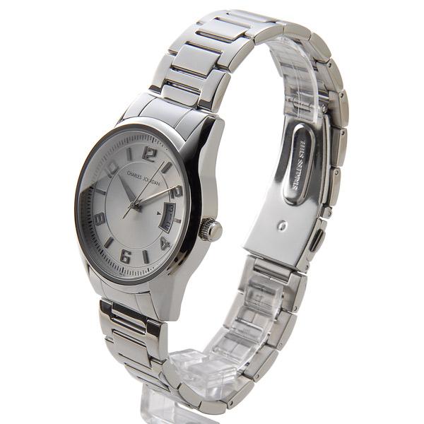 シャルル ジョルダン(CHARLES JOURDAN) 腕時計 メンズ 194.12.1 クオーツ【送料無料】