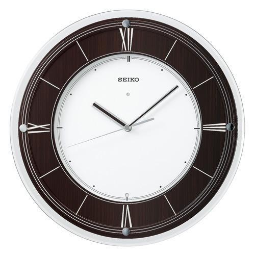 セイコー SEIKO 掛け時計 電波時計 セイコー電波掛け時計 「インターナショナル・コレクション」 KX321B【送料無料】(代引き不可)