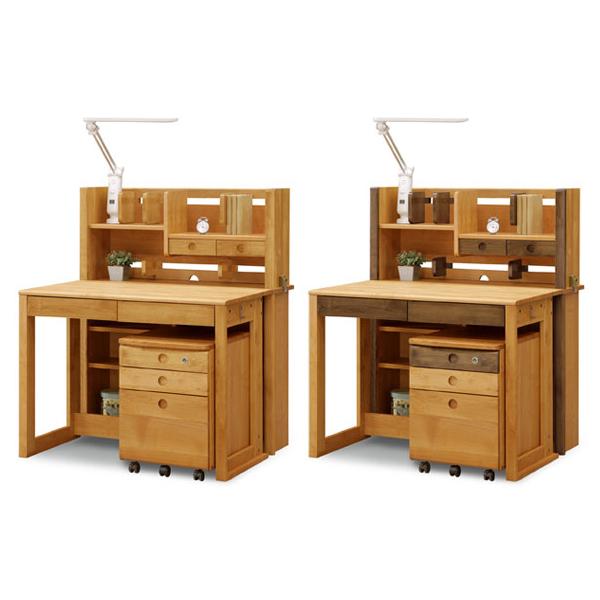 学習デスク ポコリン 学習机 勉強机 勉強デスク 家具 机 テーブル デスク 関家具(代引不可)【送料無料】【int_d11】