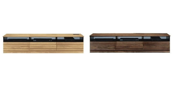 テレビ台 テレビボード ローボード 完成品 北欧 200TVボード バーチェ2 200cm(代引不可)【送料無料】