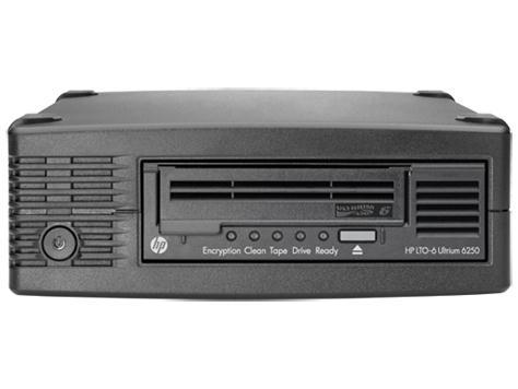 HP StoreEver LTO6 Ultrium 6250 SASテープドライブ(外付型) 日本HP EH970A#ABJ(代引き不可)