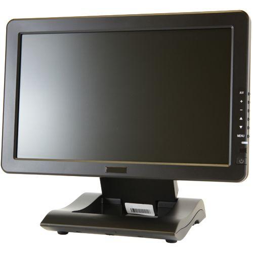 エーディテクノ ADTNO HDCP対応10.1型業務用タッチパネル液晶ディスプレイ LCD1012T(代引き不可)