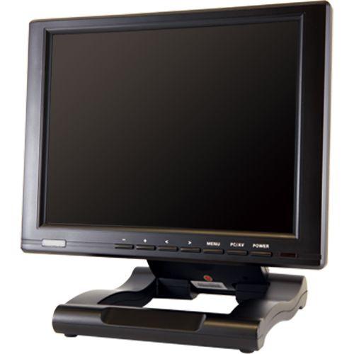 エーディテクノ ADTNO HDCP対応10.4型業務用タッチパネル液晶ディスプレイ LCD1046T(代引き不可)