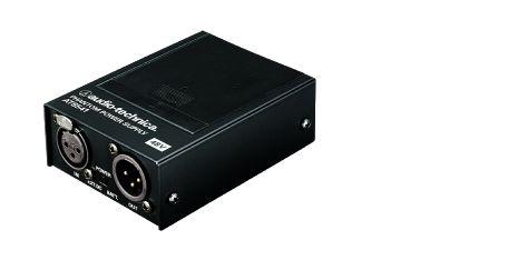オーディオテクニカ ATH01 1chファンタム電源供給機 AT8541(き)【ポイント10倍】