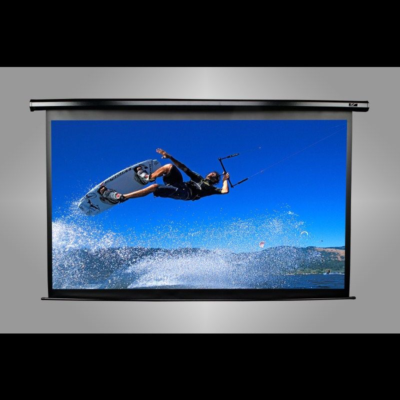 elitescreens ELTSC エリートスクリーン 電動プロジェクタースクリーン ヴィマックス2 135インチ 4:3 ホワイトケース VMAX135XWV2 VMAX135XWV2(代引き不可)