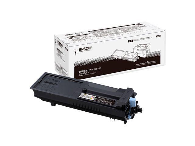 エプソン EPSON LP-S4250/S3550用 環境推進トナー 5、900ページ LPB3T26V(代引き不可)