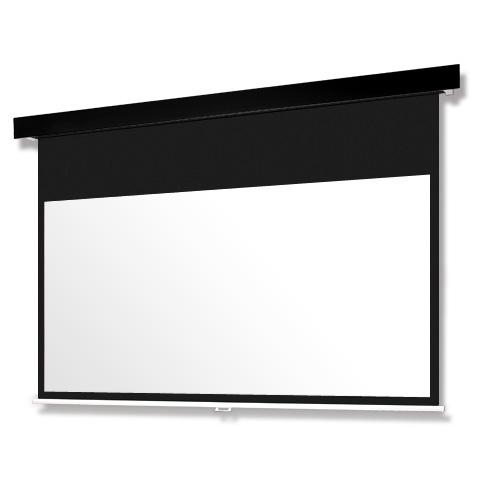 オーエス OSCRP Pセレクション手動スクリーン 黒パネル/120型HD SMP-120HM-K1-WG103(代引き不可)
