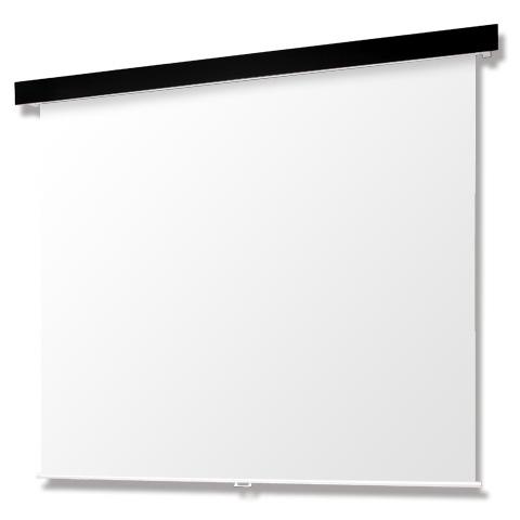 オーエス OSCRP Pセレクション手動スクリーン 黒パネル/マスクなし/120型HD SMP-120HN-K1-WG103(代引き不可)