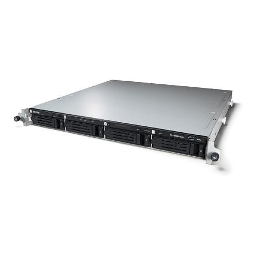 バッファロー テラステーション 管理者・RAID機能搭載 4ドライブNAS ラックマウントモデル 24TB(代引不可)【送料無料】