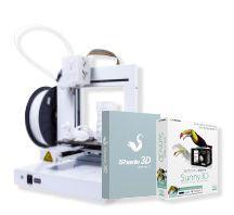 日本3Dプリンター KANTAN Fab.P(UPPlus2 Shade3D Basic Sunny3D)(代引不可)