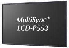 NEC LCD-P553 保護ガラスモデル(代引不可)【送料無料】