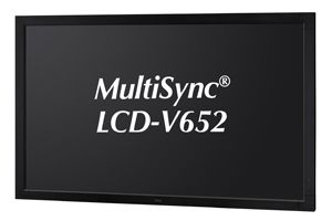 NEC LCD-V652 保護ガラスモデル(代引不可)【送料無料】