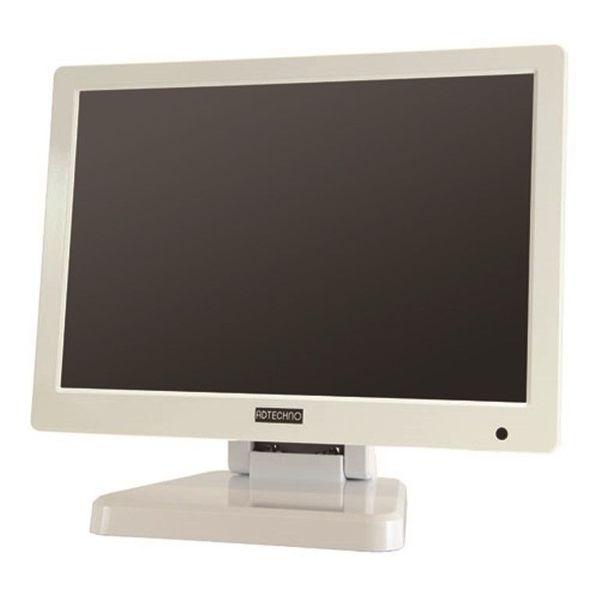 エーディテクノ 7型 IPS液晶タッチパネル搭載 業務用マルチメディアディスプレイ(白) LCD7620TW(代引不可)