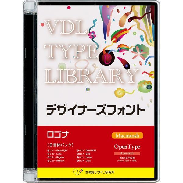 視覚デザイン研究所 VDL VDL TYPE (Standard) LIBRARY デザイナーズフォント OpenType (Standard) Macintosh ロゴナ OpenType 32500(代引不可)【S1】, LOHAS:c86e4c61 --- coamelilla.com
