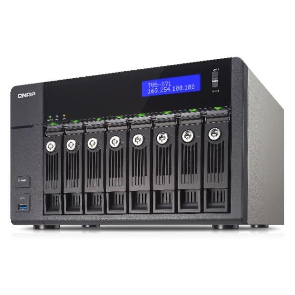 割引 QNAP QNAP TVS-871 8TB HDD搭載モデル (ミドルクラス x 1TB HDD搭載モデル HDD x 8 搭載) TV8718MD10()【送料無料】, 書道用品専門店 きづや西林堂:ccb999d0 --- easassoinfo.bsagroup.fr