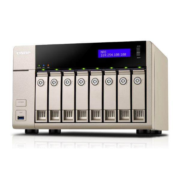 高速配送 QNAP TVS-863 メモリ増設 TVS-863 単体モデル メモリ増設 8GB 8GB TVS-863-8G()【送料無料】, 新品:b6b918e0 --- esef.localized.me