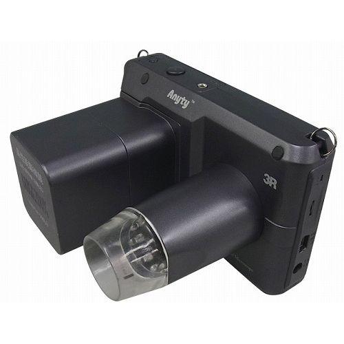 スリー・アールシステム 携帯式デジタル顕微鏡 ViewTer 赤外線LED(IR)タイプ 3R-VIEWTER-500IR(代引不可)