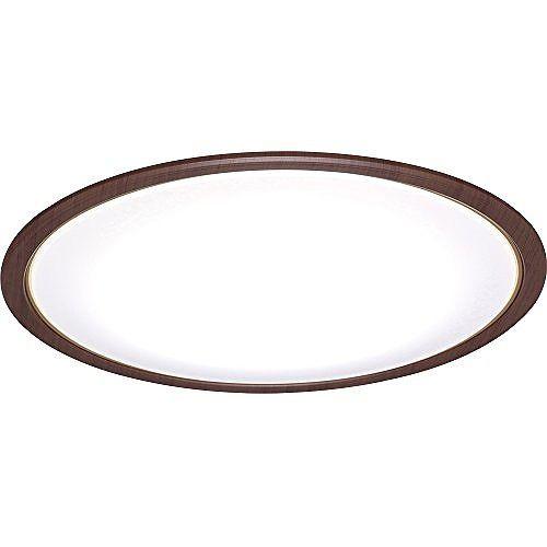 アイリスオーヤマ LEDシーリングライト 木調フレーム 14畳 調光・調色 CL14DL-5.0WF-M(代引不可)