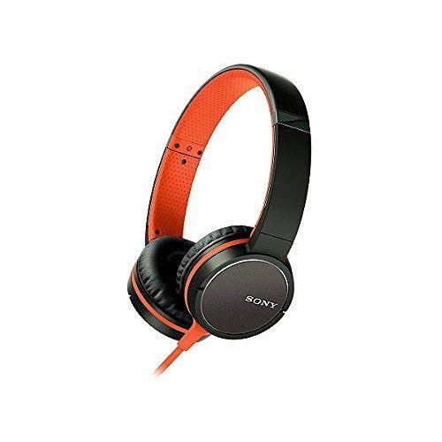 ソニー ステレオヘッドホン ブリックオレンジ MDR ZX660 DIYWH9ED2