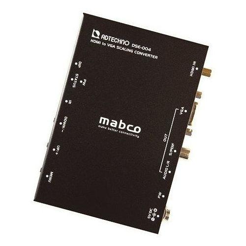 エーディテクノ 業務用スキャンコンバータ HDMI-)VGAコンバータ DSE-004(代引不可)