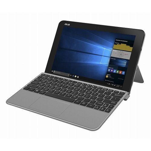 ASUS JAPAN TransBook Mini T103 2in1 ノートPC(スレートグレー 10.1 1280X800(WXGA、Touch) Z8350 DDR3 4G 64G ) T103HAF-8350【ポイント10倍】