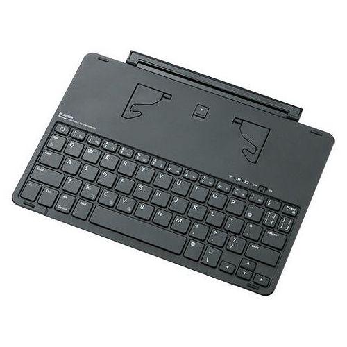 エレコム Bluetoothキーボード/9.7インチiPad用/オートスリープ機能付/シルバー TK-FBP068ISV4(代引不可)