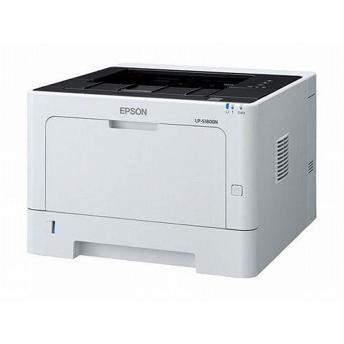 エプソン ビジネスプリンター LP-S180DN(モノクロページプリンター/A4対応/30PPM/有線LAN/両面印刷)(代引不可)