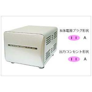 カシムラ 海外国内用型変圧器110-130V/1500VA NTI-149(代引不可)