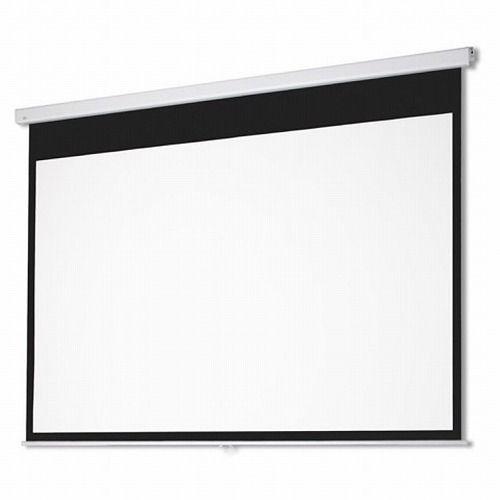 オーエス Cセレクション手動スクリーン 80型WXGA SMC-080WM-1-WG901(代引不可)