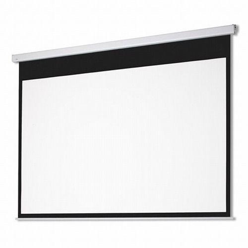 オーエス Cセレクション電動スクリーン 80型WXGA SEC-080WM-R1-WG901(代引不可)