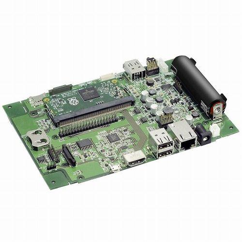 ラトックシステム Raspberry Pi CM3キャリアボード CM3 Liteバンドル版 RPI-CM3MB2L(代引不可)