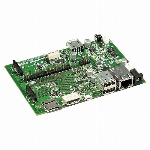 ラトックシステム Raspberry Pi CM3キャリアボード(小型) RPI-CM3MB3(代引不可)