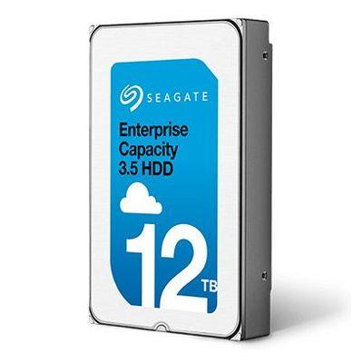シーゲイト Enterprise Capacity 3.5 HDD (Helium) シリーズ 3.5inch SATA 6Gb/s 12TB 7200rpm 256MB ST12000NM0007(代引不可)