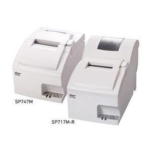 スター精密 電源内蔵 小型ドットプリンタSP717オートカッター無しLAN接続モデル SP717ME3 JP(代引不可)