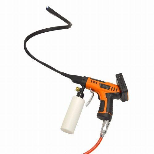サンコー 洗浄機能付き工業用内視鏡側視モデル EVAPEND6(代引不可)