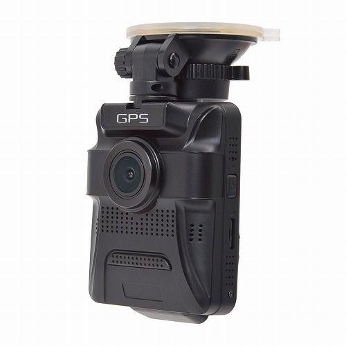 サンコー 高画質前後撮影GPSドライブレコーダーPremier DUALCAR4(代引不可)