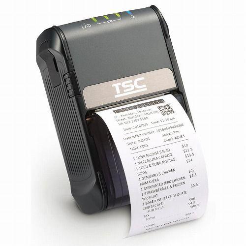 ウェルコムデザイン モバイルプリンタ Bluetooth ALPHA-2R-BT-LN()【ポイント10倍】