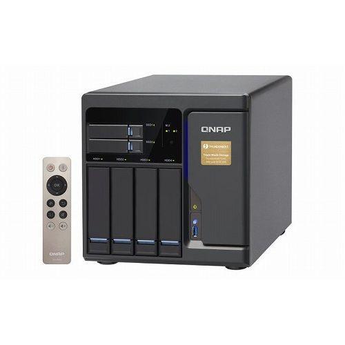 【残りわずか】 QNAP TVS-682T() TurboNAS TurboNAS 4+2ベイ Core-i3 HDDレス メモリ8GB HDDレス タワー型 TVS-682T(), 所沢植木鉢センター:d981b153 --- easassoinfo.bsagroup.fr