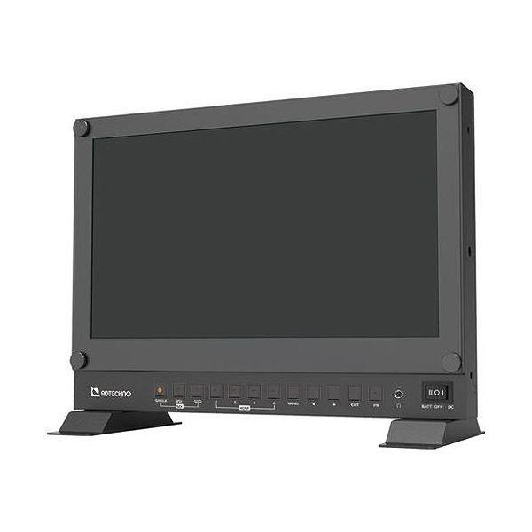 エーディテクノ 12.5インチ 4K対応 ワイド 液晶ディスプレイ UH1250S(代引不可)【送料無料】
