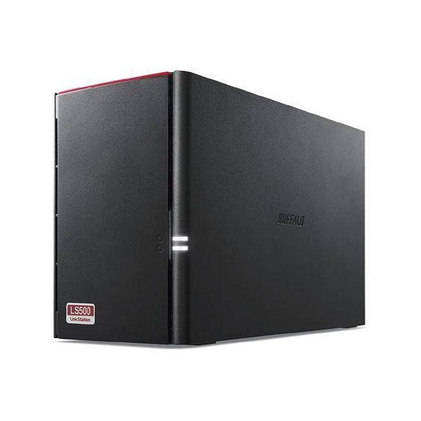 バッファロー リンクステーション RAID機能搭載 ネットワークHDD 高速モデル 4TB LS520D0402G(代引不可)