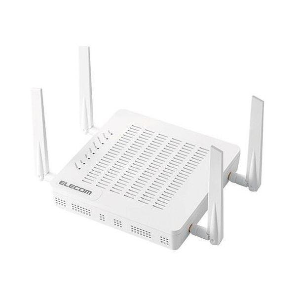 エレコム 法人向け 4x4(2133Mbps) MU-MIMO対応11ac無線アクセスポイント WAB-M2133(代引不可)【送料無料】