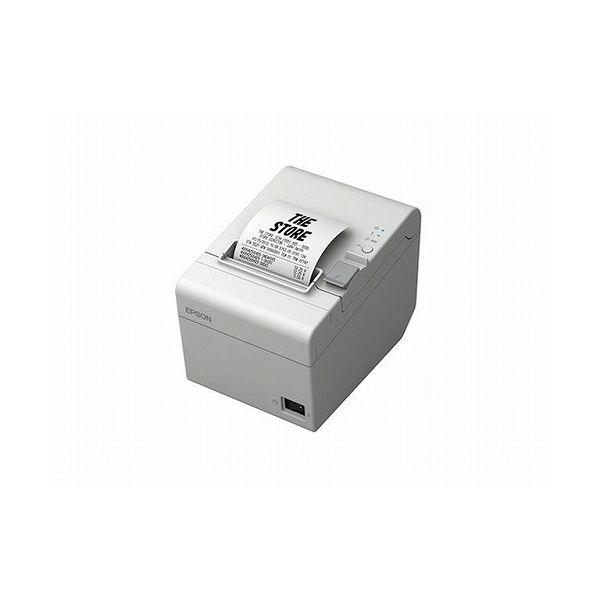エプソン サーマルレシートプリンター TM-T20III(USB 有線LAN ホワイト) T203UE086W(代引不可)