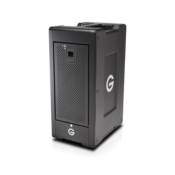 G-TECH G-SPEED Shuttle XL Thunderbolt 3 with ev Series Bay 72000 0G05960()【ポイント10倍】
